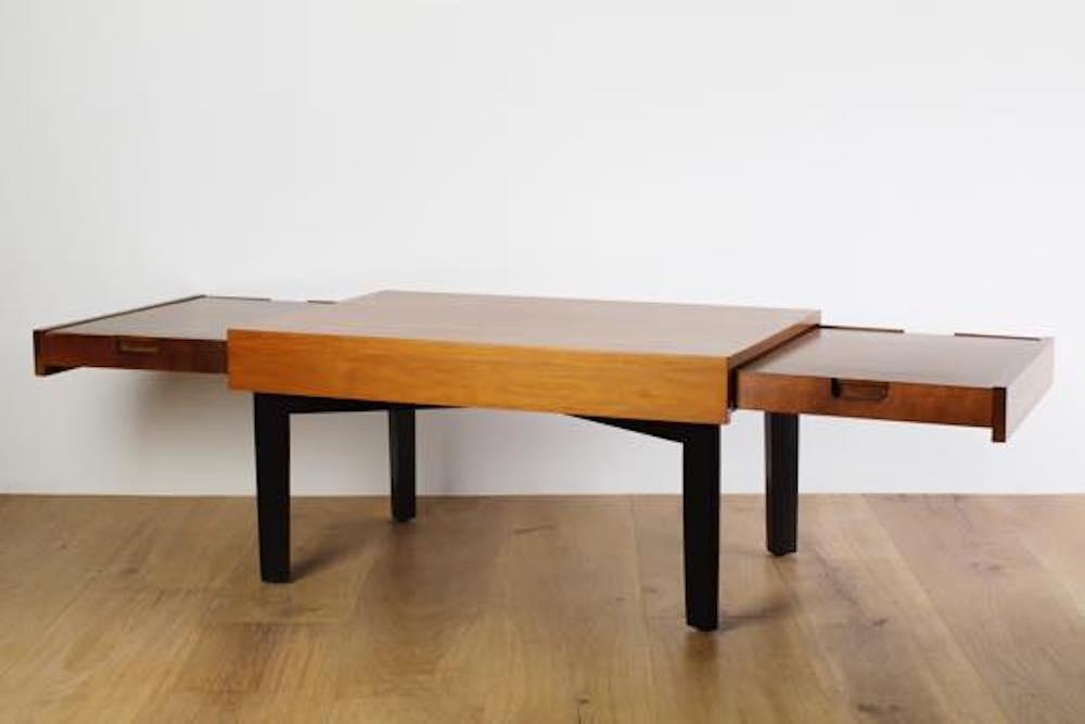 【ヴィンテージ家具を買う理由】ミッドセンチュリーモダンの巨匠デザイナー、ジョージ・ネルソンが手がけたチェックすべき名作